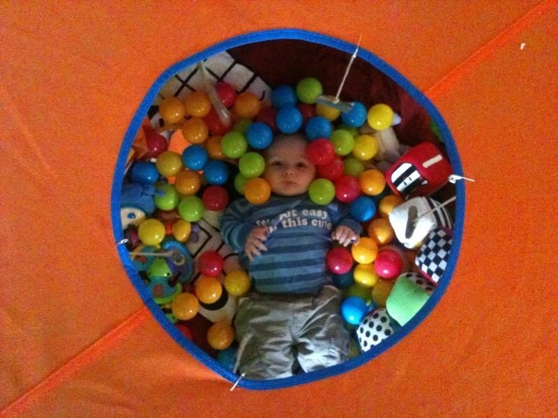Aron - 15 weeks old - motherhooddiaries