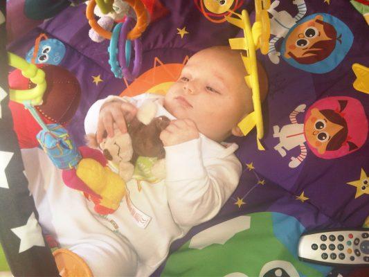 16 weeks old - motherhooddiaries