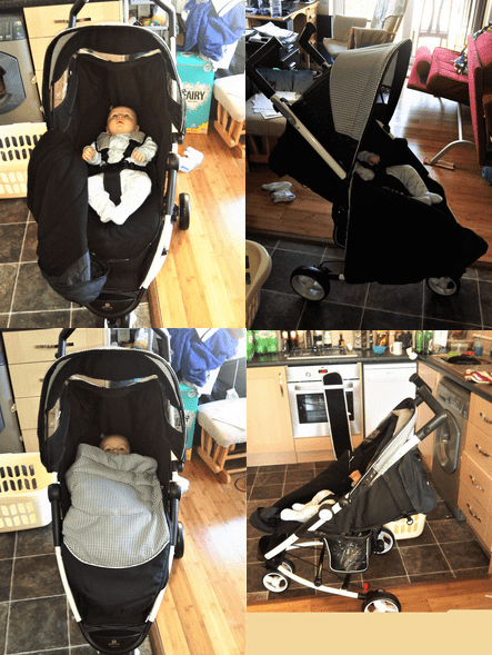 Petite Star ZiaX - motherhooddiaries