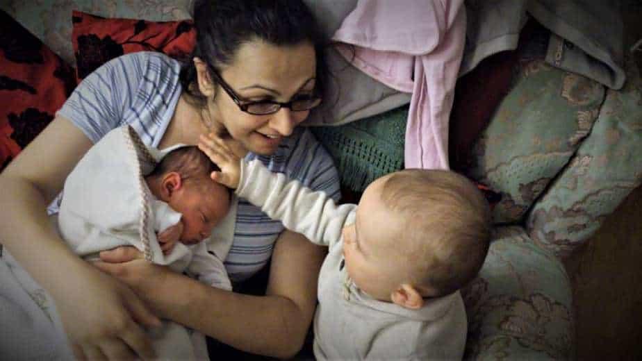 Leyla and boys - motherhooddiaries