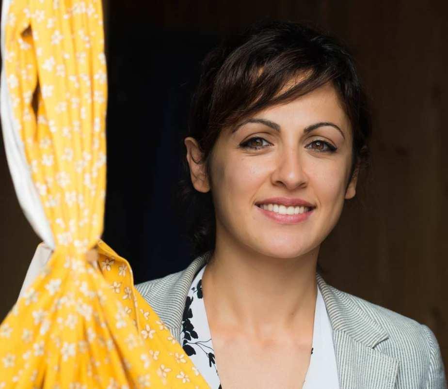 Leyla Preston - founder of Motherhood Diaries