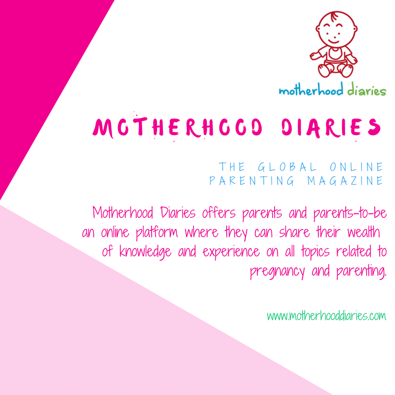 Motherhood Diaries Media Kit May 2017 - Page 1 of 8