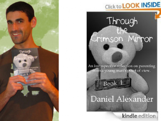 5 minute interview with Daniel Alexander - published author and public speaker - motherhooddiaries.com