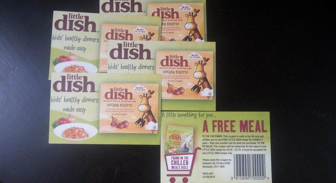 Little Dish meal vouchers