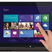 Toshiba Satellite U920t Ultrabook - Tablet