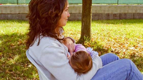 My breastfeeding experience got me down