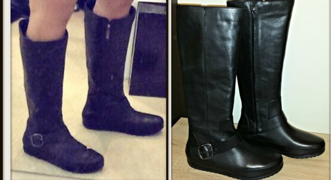 FitFlop – DuéBoot™ TallBuckle Black Boots - Product Review