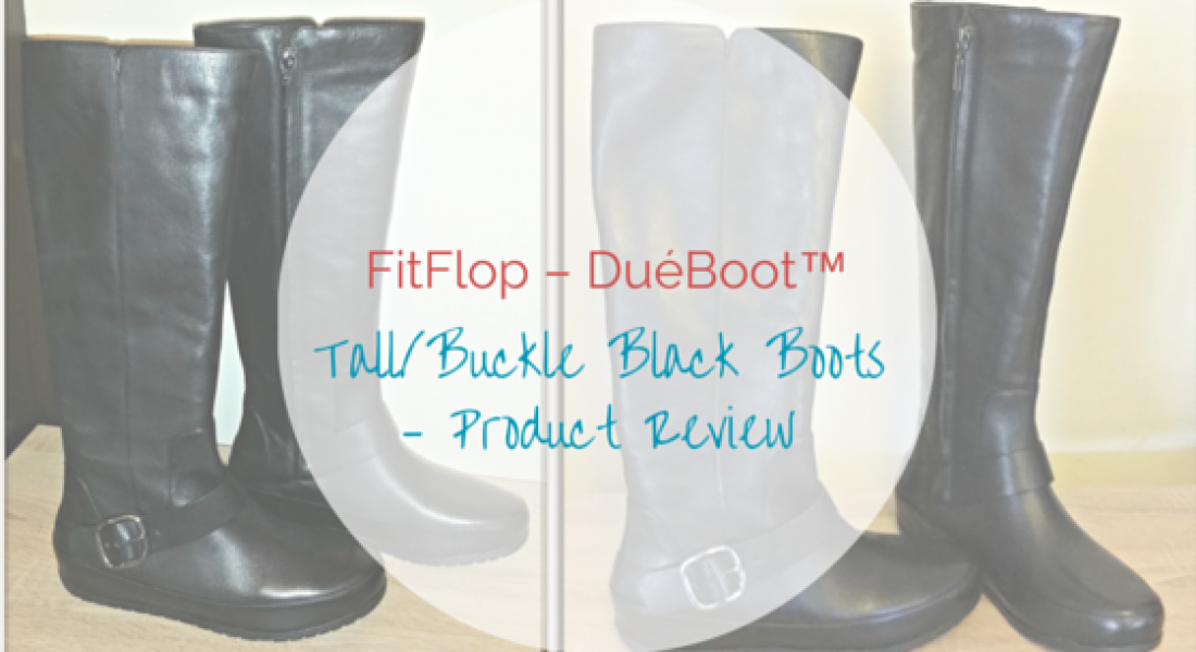 fitflop due buckle review