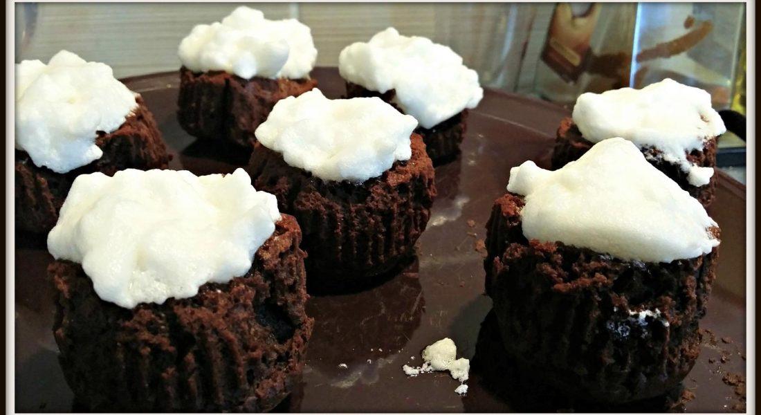 Recipe – Snowcapped Chocolate Fondants