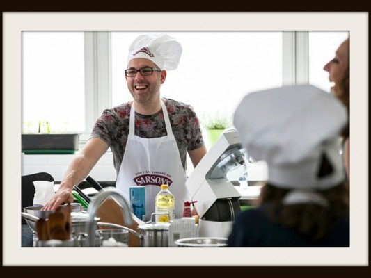 Sarson's Cookery SChool