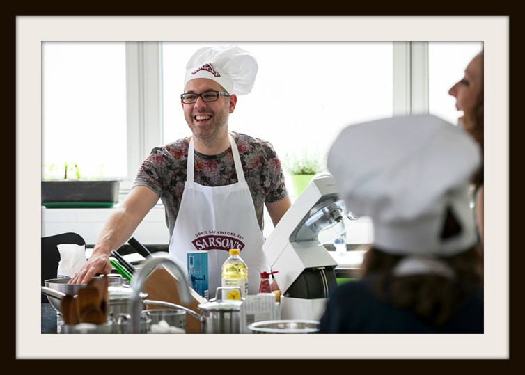 Sarson's Cookery SChool