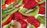 Sarson's Crispy Meringue Summer Fruit Pavlova Recipe