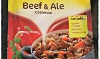 Maggi Beef & Ale Casserole