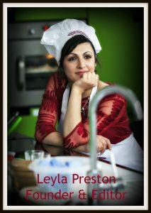 Leyla Profile 2 border with writing