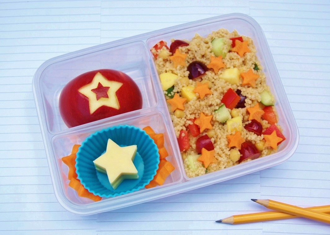 Organix No Junk Lunchboxes Campaign – Join us and say 'no' to junk in children's food.