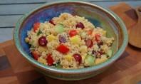 Fruity Couscous Salad – As part of Organix No Junk Lunchbox Challenge Recipes