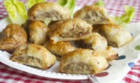 Party Sausage Rolls – Recipe as part of Organix No Junk Lunchbox Challenge