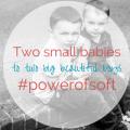 Two small babies to two big beautiful boys - motherhooddiaries.com