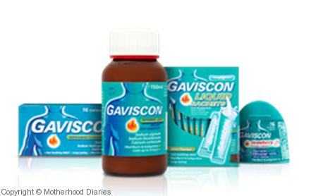 how to use gaviscon infant