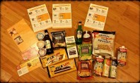 September 2014 – Degustabox Product Review