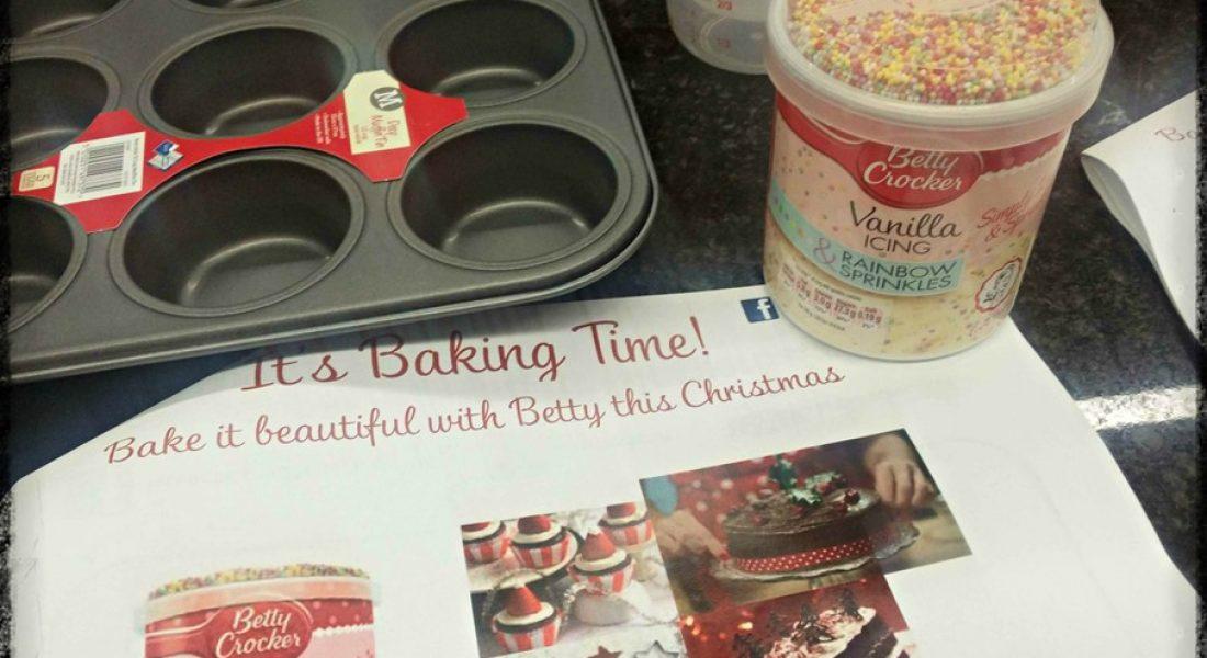 Betty Crocker Betty Blogger Bakes
