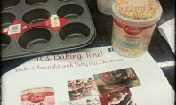 Betty Crocker Betty Blogger Bakes