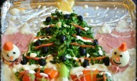 Superfood Christmas Tree Salad – The Big Health Recipe Challenge by The Health Bay