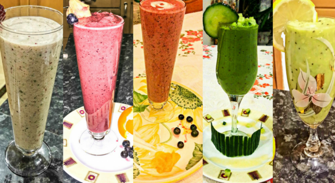 5 super healthy and cold busting smoothies using the Breville Blend-Active Family Pack - Product Review - motherhooddiaries header