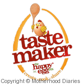 Happy Egg Taste Maker Logo