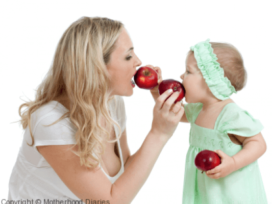 New Mums tips on staying healthy - motherhooddiaries.com