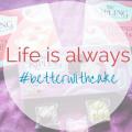 Life is always #bettewithcake - motherhooddiaries.com