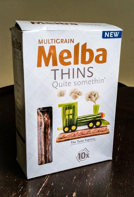 Melba Thins - June 2015 Degustabox - motherhooddiaries.com