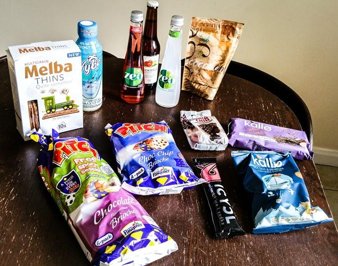 June Degustabox - Selection of Products - motherhooddiaries.com
