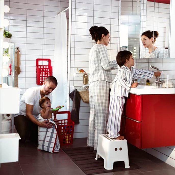 Bathrooms - Interior Design Ideas for Family Homes - motherhooddiaries.com