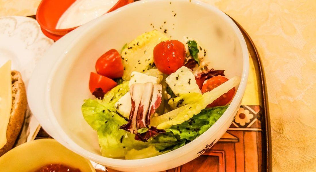 Side Salad Recipe - motherhooddiaries.com