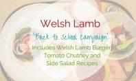 Welsh Lamb 'Back to School' Campaign - motherhooddiaries.com