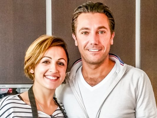 An afternoon with Gino D'Acampo
