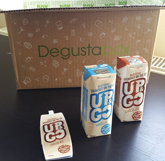 UP&GO - September Degustabox 2015 - motherhooddiaries.com