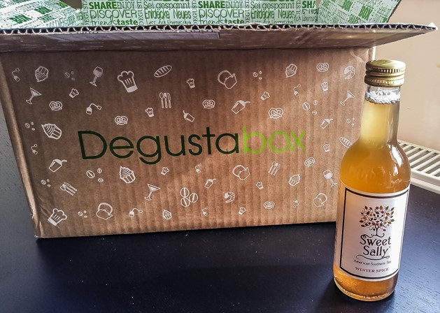 Sweet Sally Tea - September Degustabox 2015 - motherhooddiaries.com