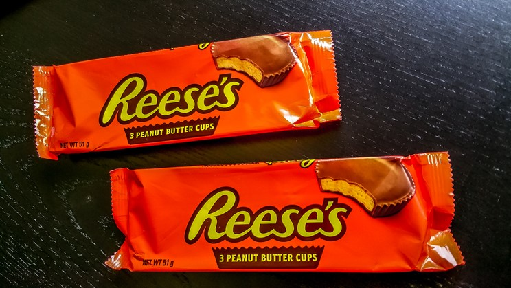 Reese's Pieces - September Degustabox 2015 - motherhooddiaries.com