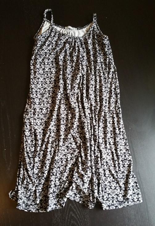 Onfire Women's Dress Black/White in Size 10 - motherhooddiaries.com