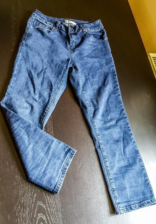 Onfire Women's Twill Jeans Inky Blue in Size 10 - motherhooddiaries.com