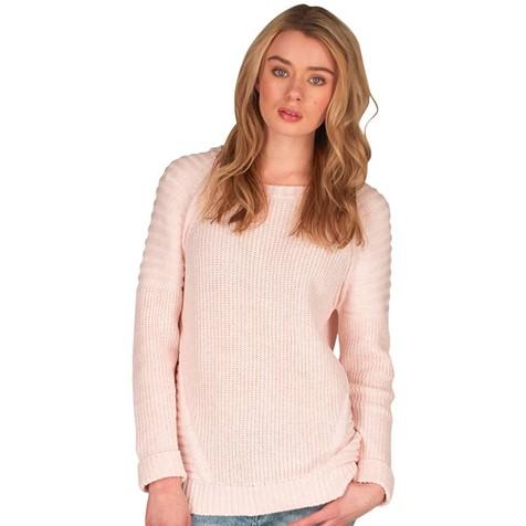 Fluid Women's Sweater Pink in Size 10