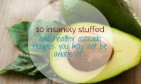 10 insanely stuffed and healthy avocado recipes you may not be aware of - featured image - motherhooddiaries.com