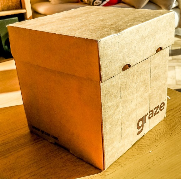 Graze sharing boxes – a review