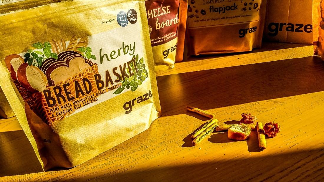graze sharing box - herby bread basket - motherhooddiaries.com