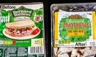 Bernard Matthews rebrand - motherhooddiaries