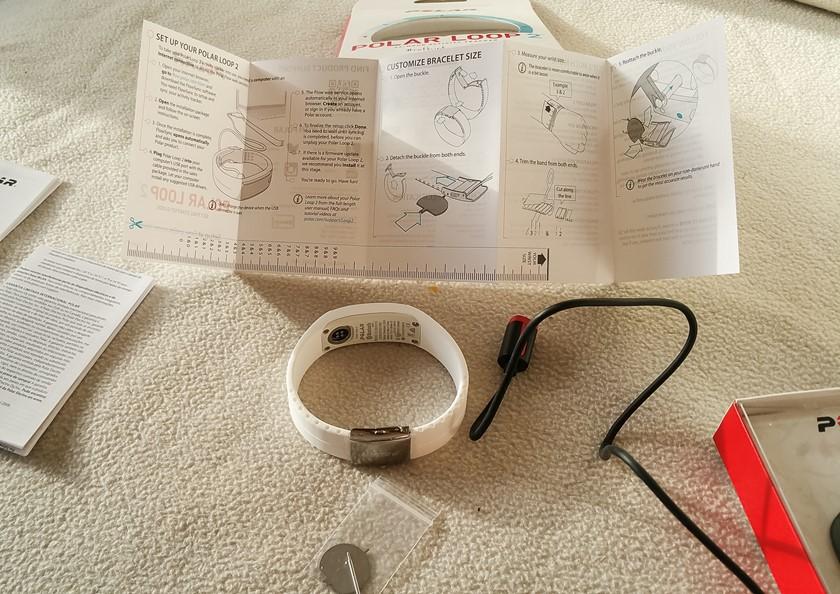 Polar Loop 2 instructions - motherhooddiaries.com
