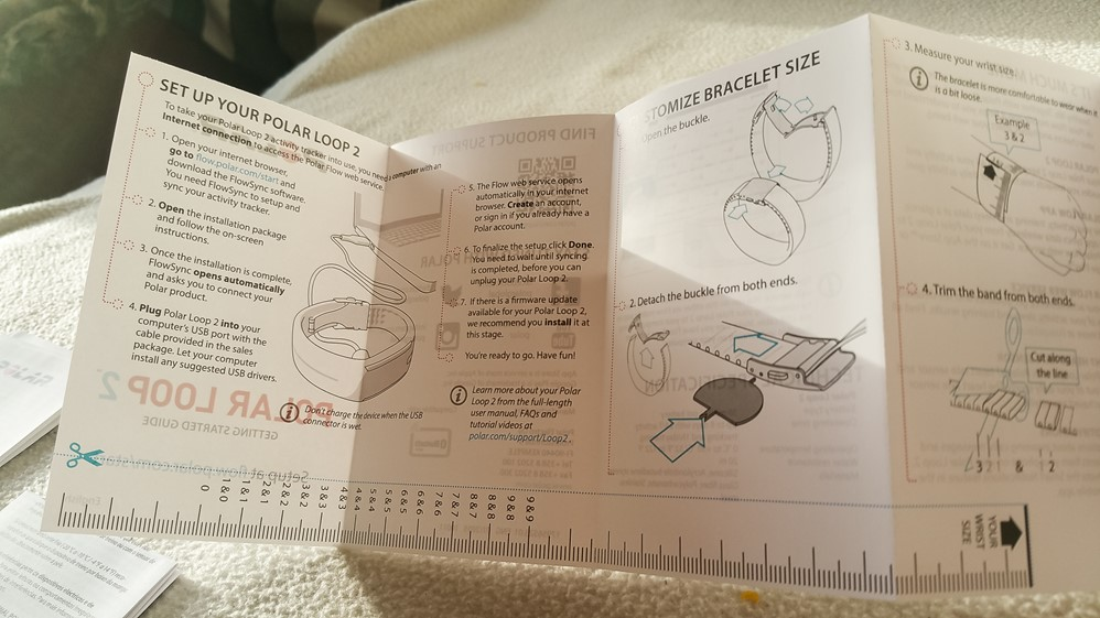 Polar Loop 2 manual - motherhooddiaries.com