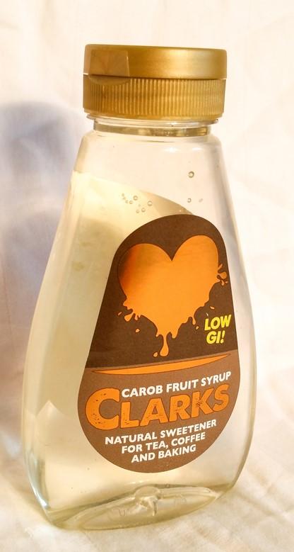 Clarks Carob Fruit Syrup - January 2016 Degustabox - motherhooddiaries.com